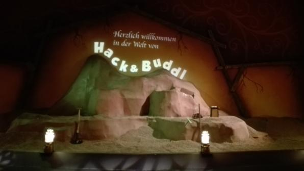 Theater Hack und Buddel
